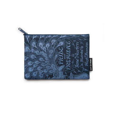 Pride and Prejudice Pouch - The New York Public Library Shop