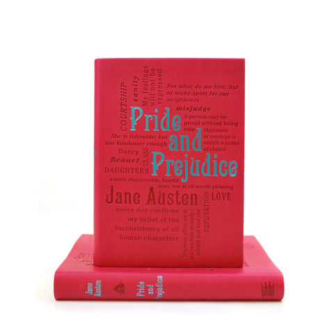 Pride and Prejudice - Word Cloud Classics