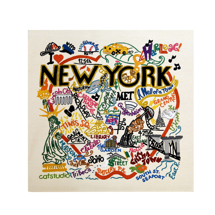 New York City Print - The New York Public Library Shop