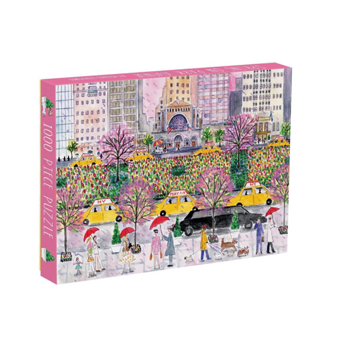 Spring on Park Avenue Puzzle