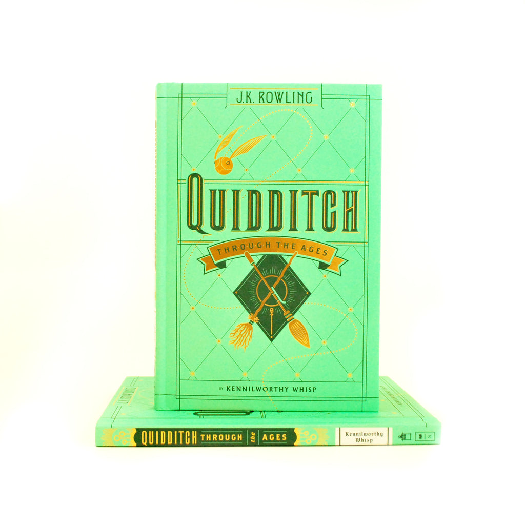 Quidditch Through The Ages - Harry Potter