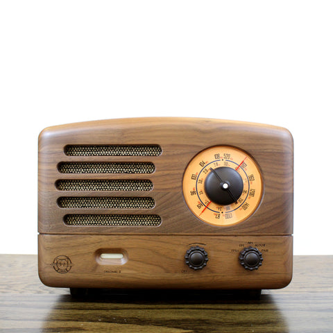 Original II Retro Radio / Bluetooth Speaker - The New York Public Library Shop