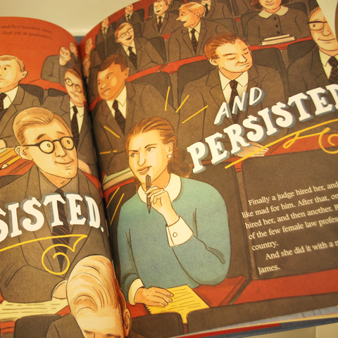 I Dissent: Ruth Bader Ginsburg Makes Her Mark - The New York Public Library Shop