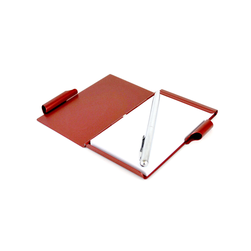 Red NYPL Flipnotes / 3 Refill Pads Included - The New York Public Library Shop