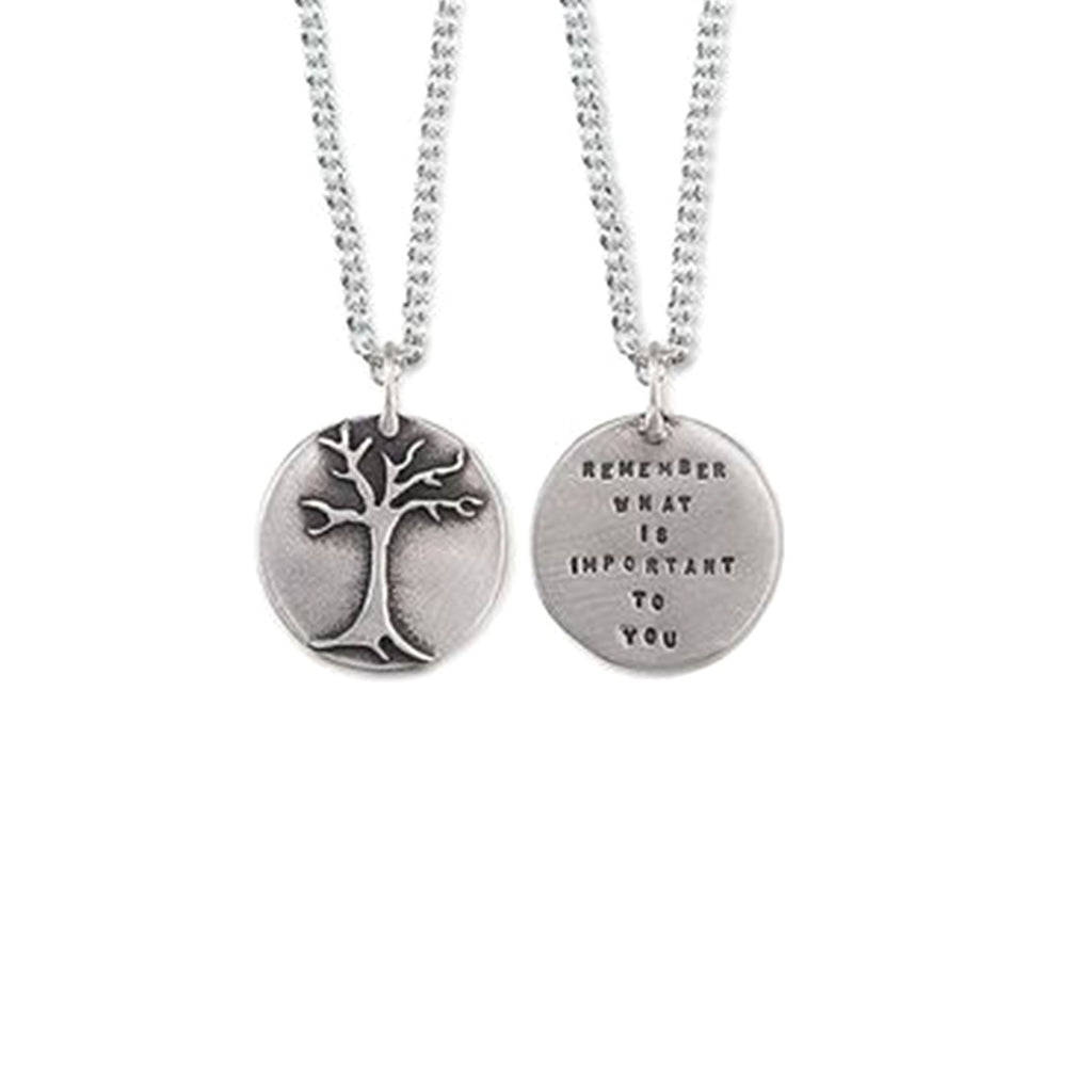 Remember Necklace - The New York Public Library Shop