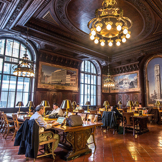 The New York Public Library Group Tours – The New York