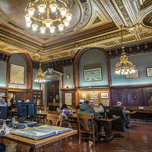 The New York Public Library Group Tours - The New York Public Library Shop