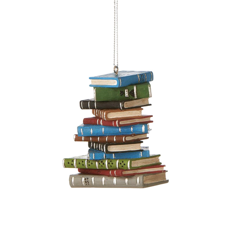 book stack ornament the new york public library shop