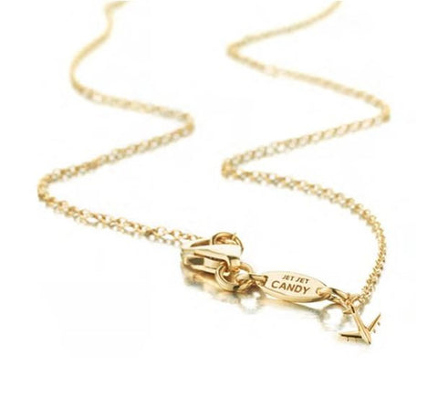30'' Gold Rolo Chain - The New York Public Library Shop