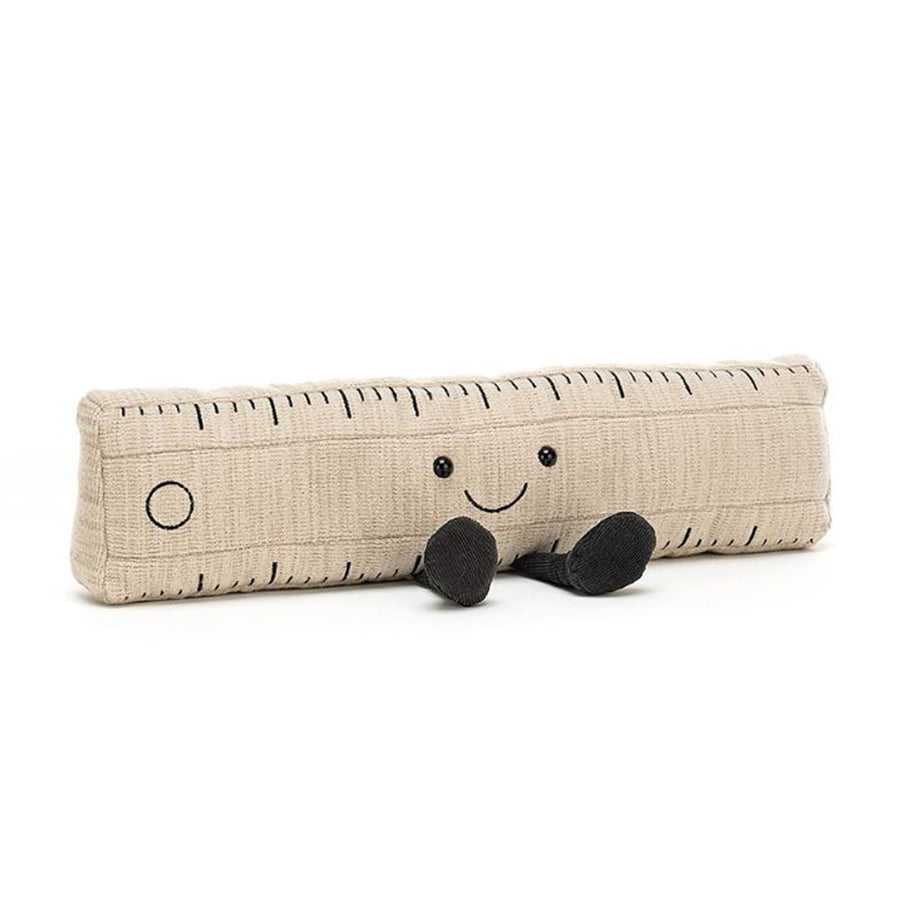Smart Stationery Ruler Plush