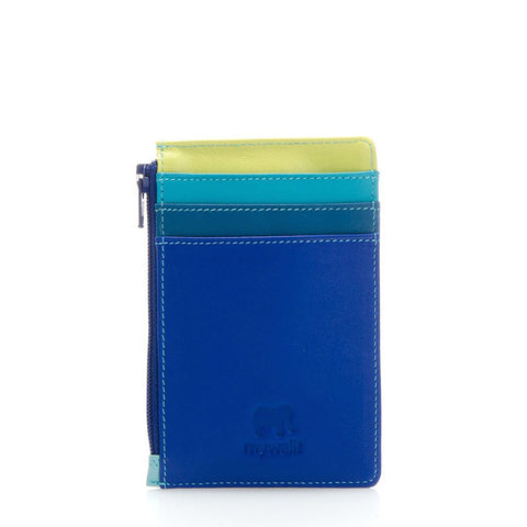 Credit Card Holder with Zipper: Seascape Mywalit - The New York Public Library Shop