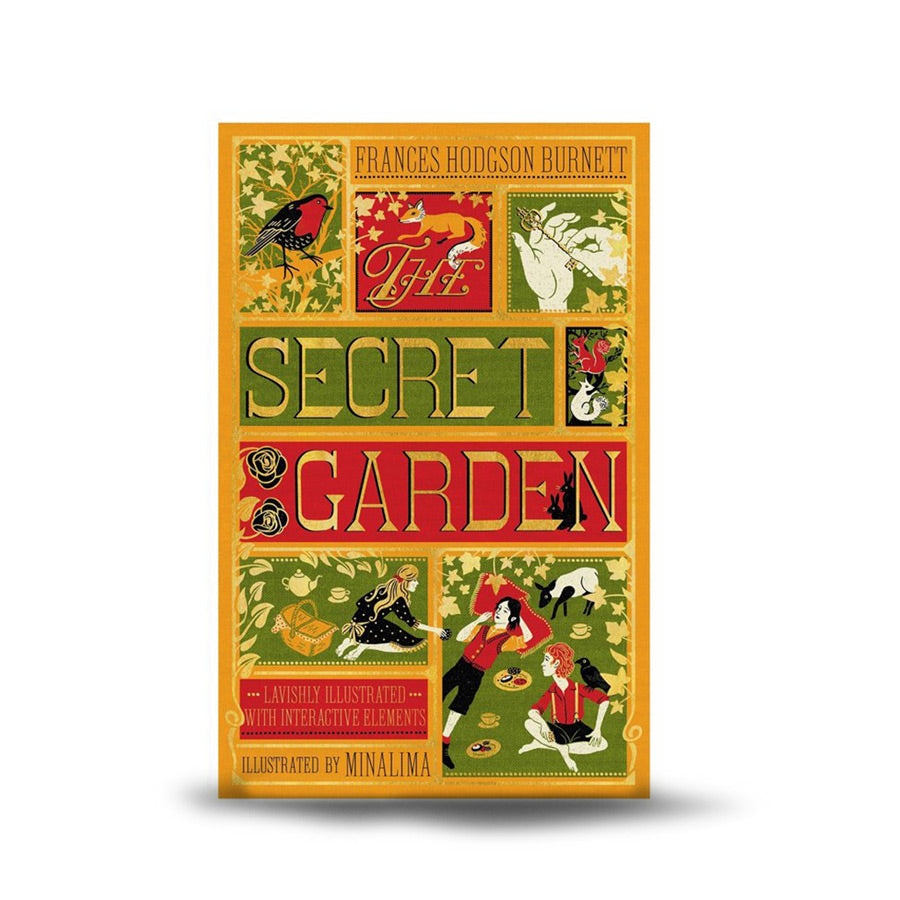 The Secret Garden (Deluxe) - The New York Public Library Shop