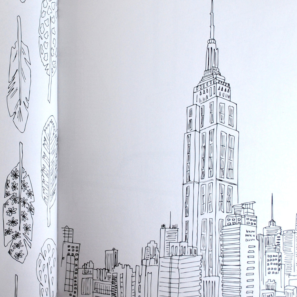 secret new york coloring book u2013 the new york public library shop