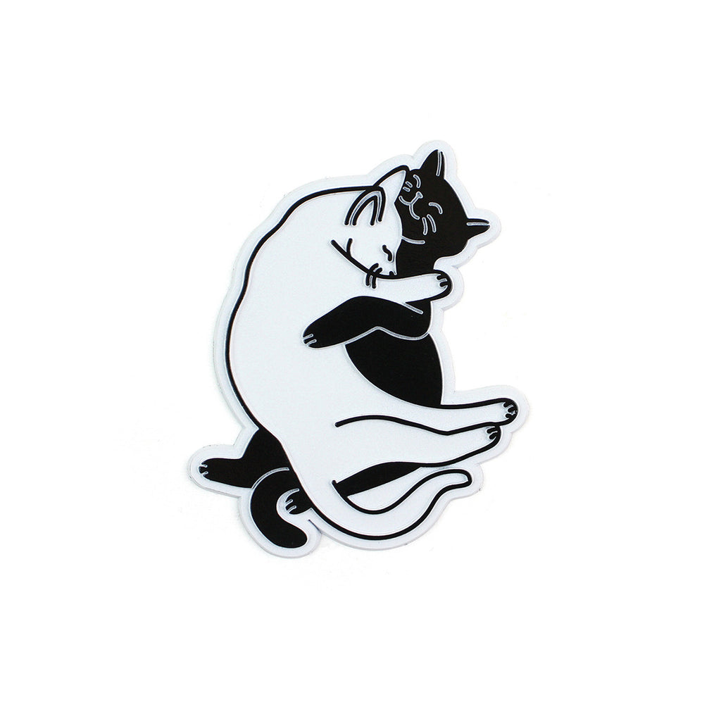 Snuggle Cats Magnet