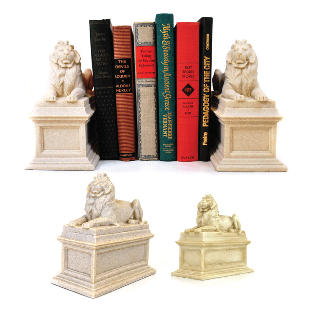 Patience & Fortitude NYPL Gift Set