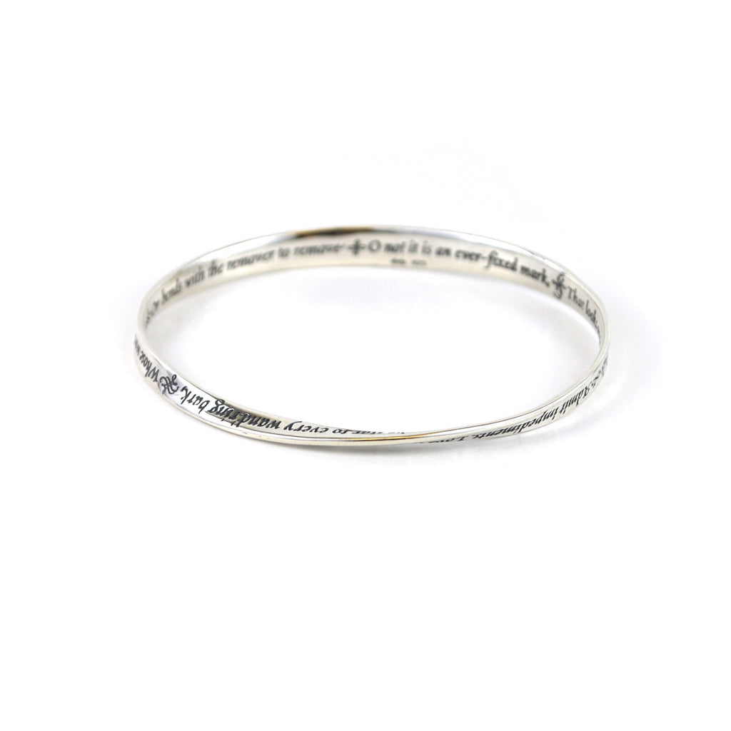 Shakespeare Mobius Bracelet - The New York Public Library Shop