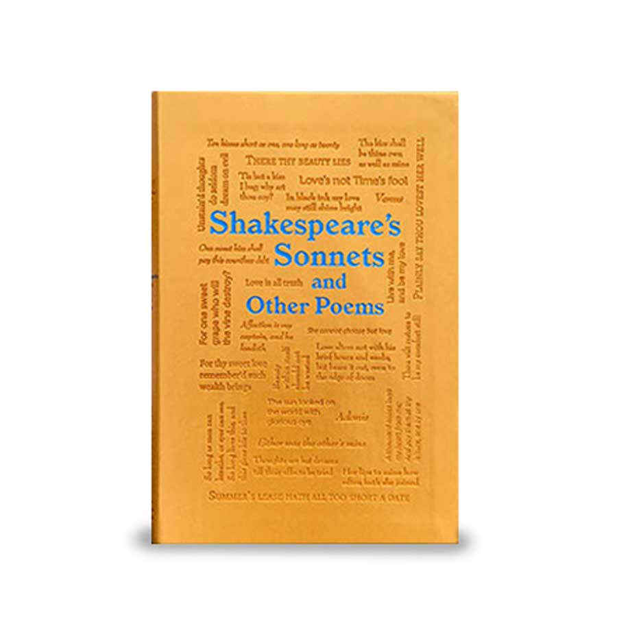 Shakespeare's Sonnets and Other Poems - The New York Public Library Shop