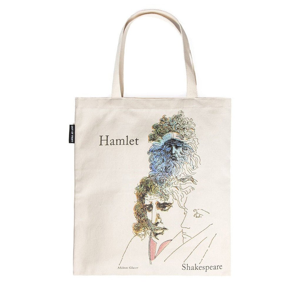 Shakespeare Tote Bag - The New York Public Library Shop