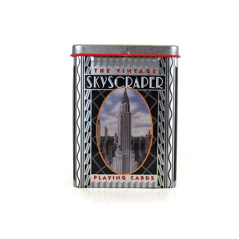 New York City Skyscraper Card Deck - The New York Public Library Shop
