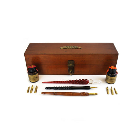 Windsor Prose Travel Pen Set - The New York Public Library Shop