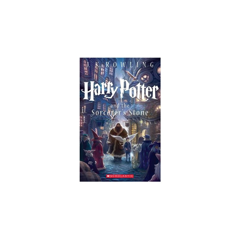 Harry Potter and the Sorcerer's Stone - The New York Public Library Shop