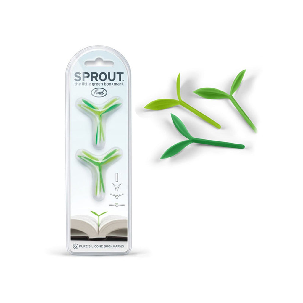 Sprout Bookmarks - The New York Public Library Shop