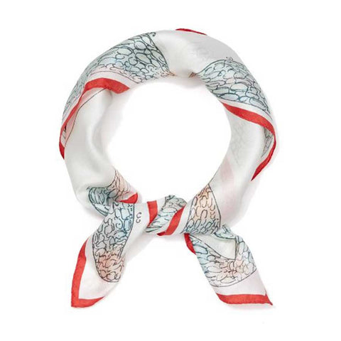 Statue of Liberty Neckerchief - The New York Public Library Shop