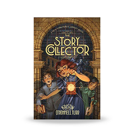 Signed Copy - The Story Collector: A New York Public Library Book