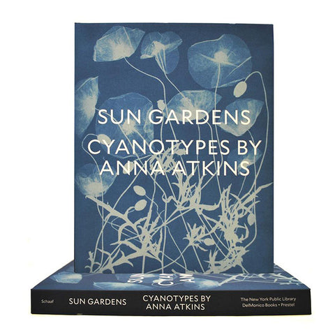 Sun Gardens: Cyanotypes of Anna Atkins