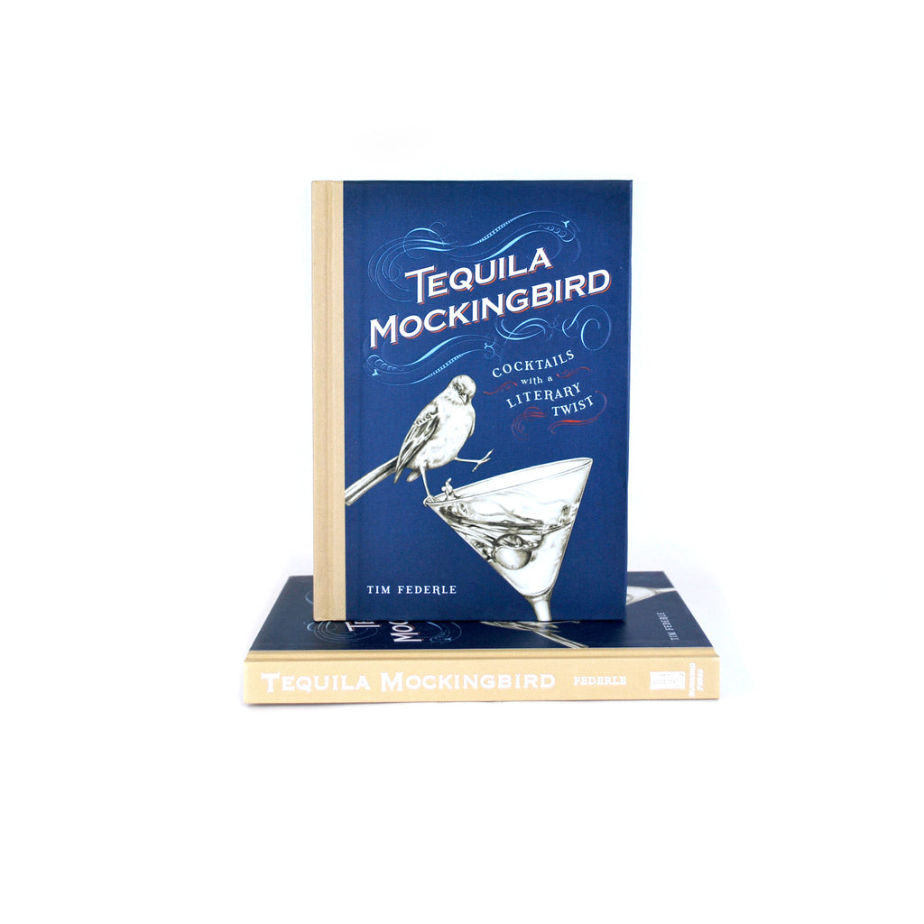 Tequila Mockingbird: Cocktails with a Literary Twist - The New York Public Library Shop