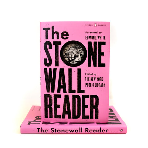 The Stonewall Reader - The New York Public Library Shop