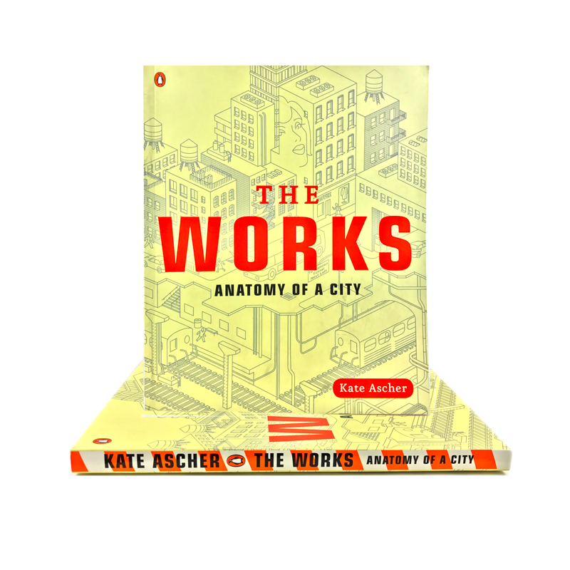 Works: Anatomy of a City - The New York Public Library Shop