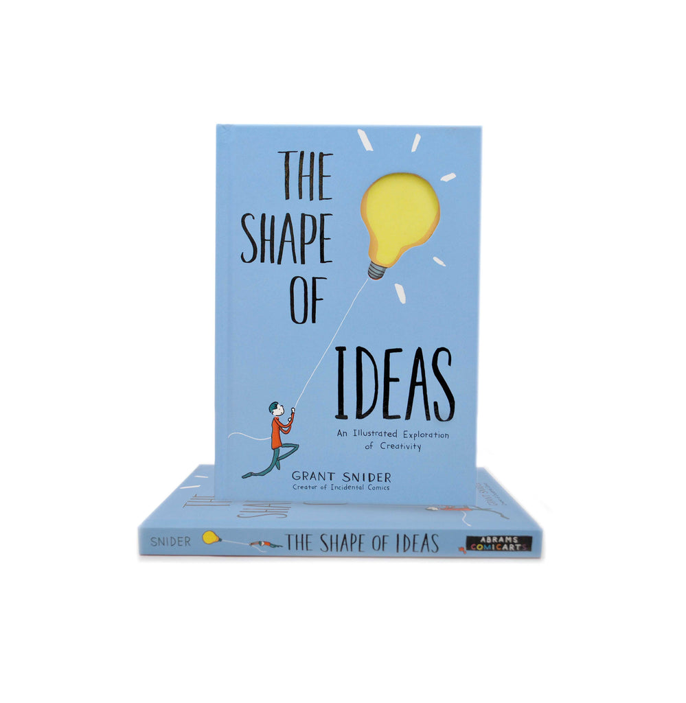 The Shape of Ideas - The New York Public Library Shop