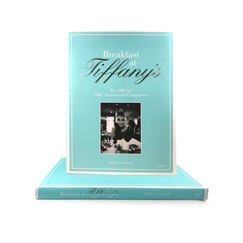 Breakfast at Tiffany`s 50 Anniv HC - The New York Public Library Shop