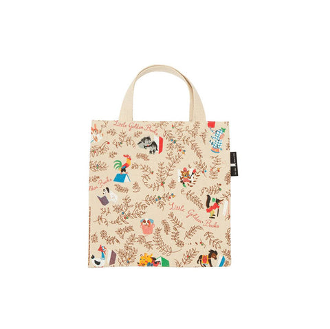 Mini Little Golden Tote Bag - The New York Public Library Shop