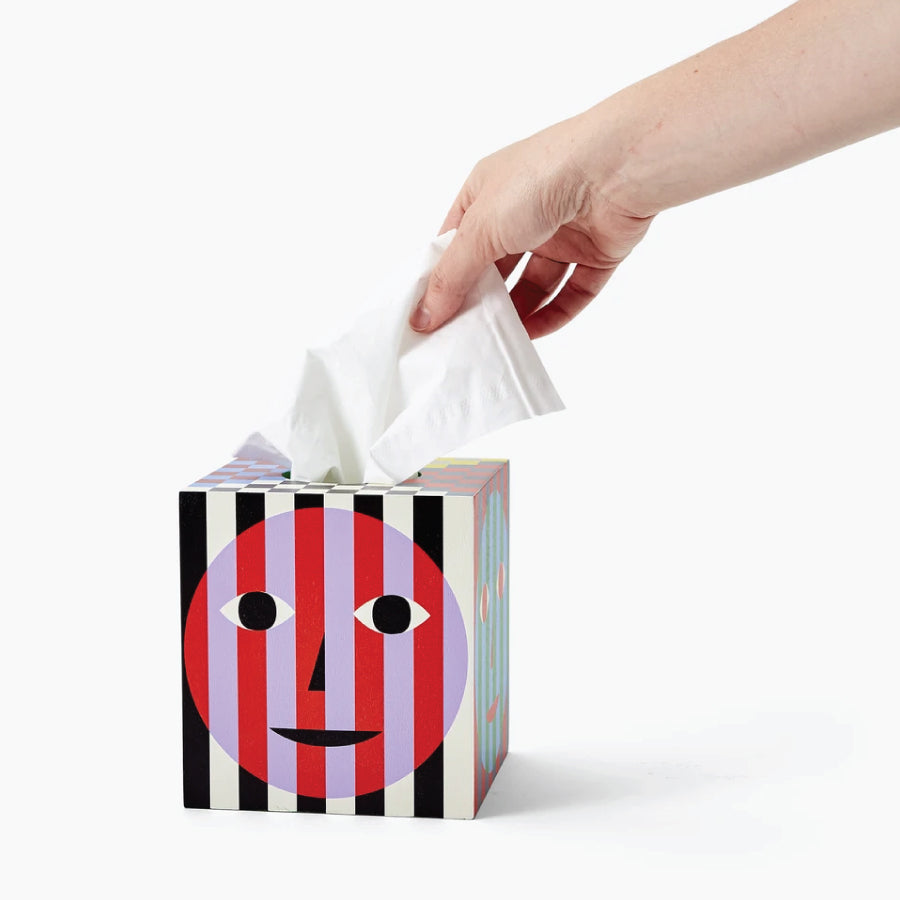 Everbody Tissue Box