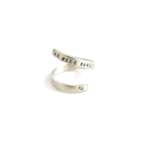 Walt Whitman Ring