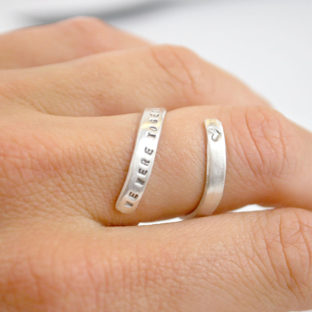 Walt Whitman Ring - The New York Public Library Shop