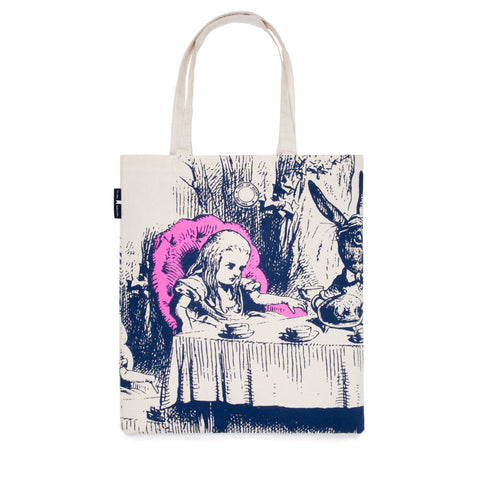 Alice's Adventures in Wonderland Tote Bag