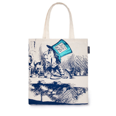 Alice in Wonderland Tote Bag - The New York Public Library Shop