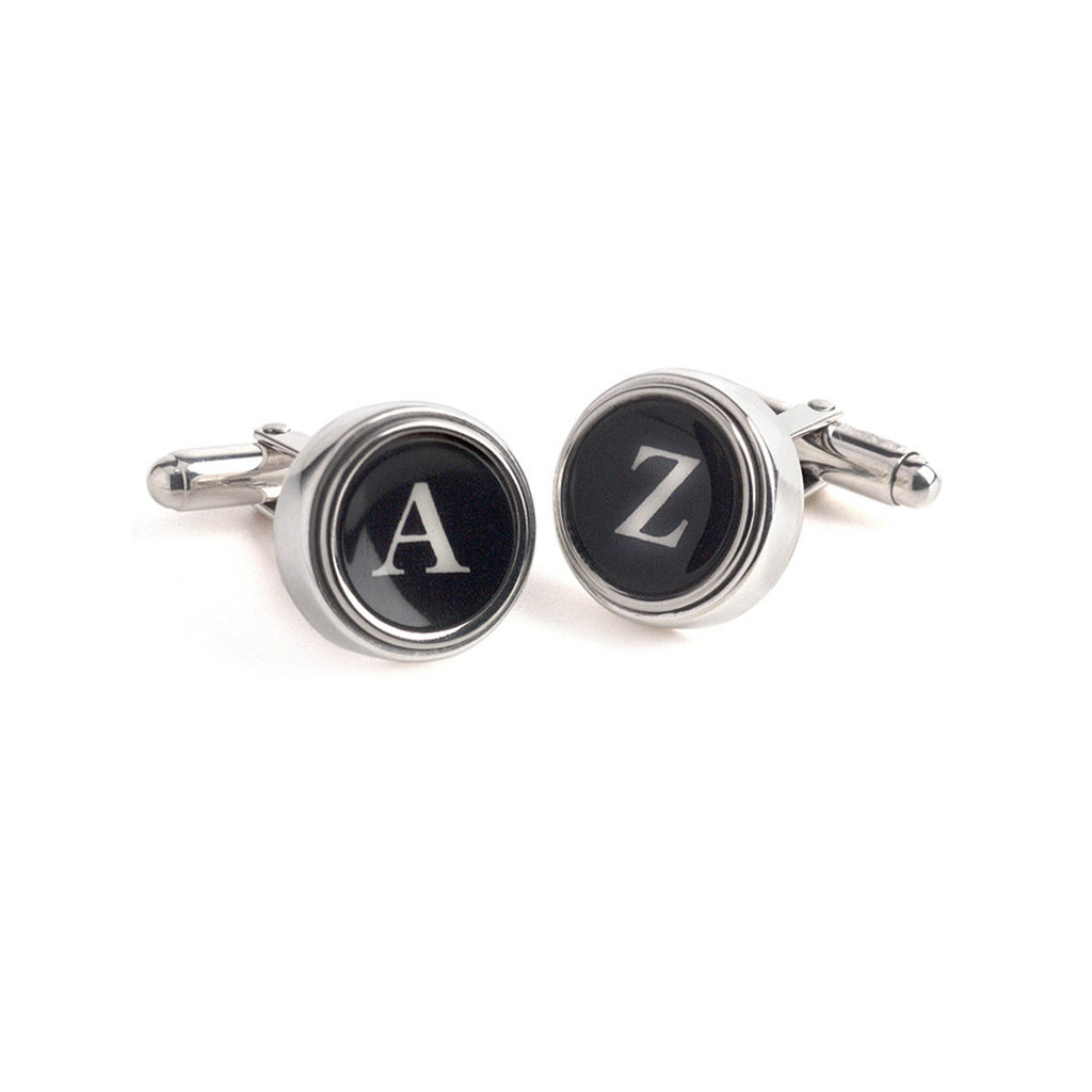 Vintage Typewriter Cufflinks - The New York Public Library Shop