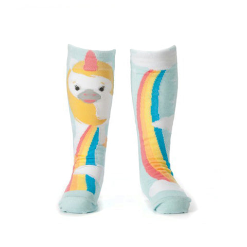 Unicorn Storytime Kids Socks