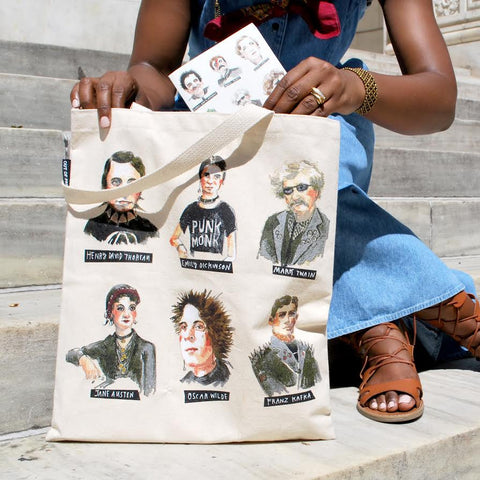 Punk Rock Authors - The New York Public Library Shop