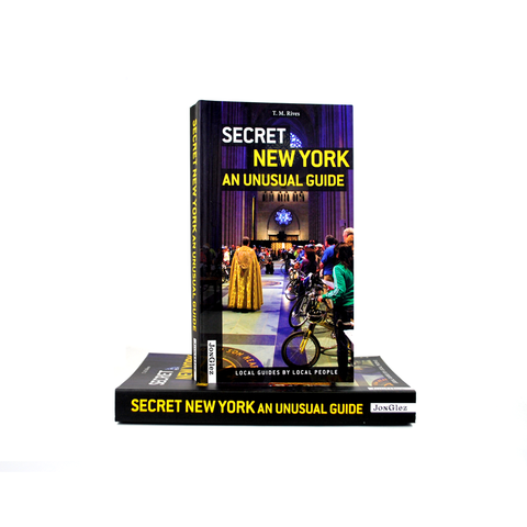 SECRET NEW YORK AN UNUSUAL GUIDE - The New York Public Library Shop