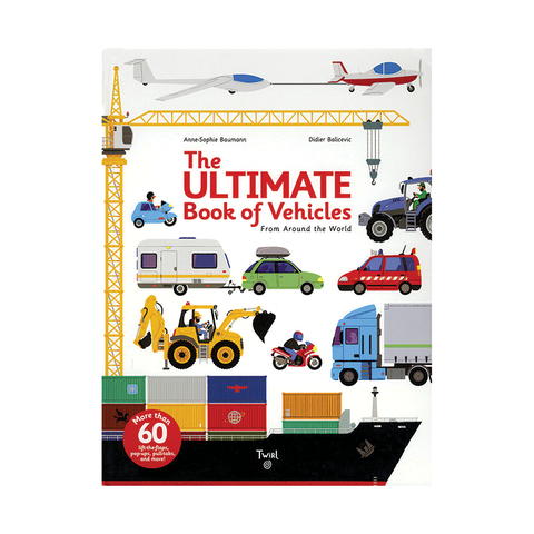 Ultimate Book of Vehicles - The New York Public Library Shop