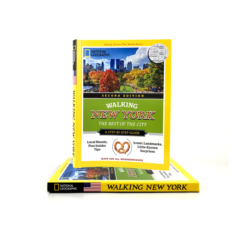 Walking New York: 2nd edition - The New York Public Library Shop