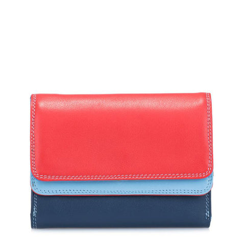 Double Flap Purse / Wallet: Royal Mywalit