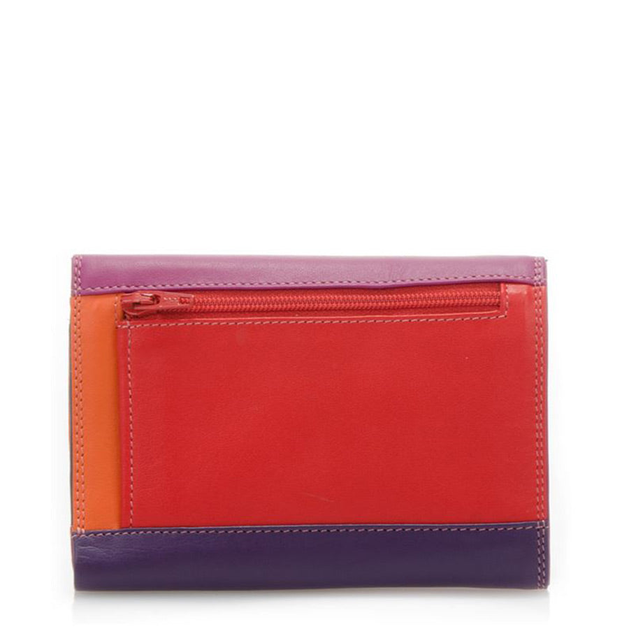 Double Flap Purse / Wallet: Sangria Mywalit - The New York Public Library Shop