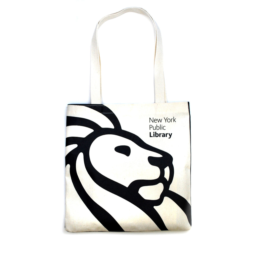 NYPL Tote Bag – The New York Public Library Shop