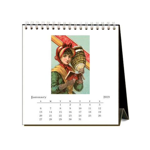 2019 Well Read Desk Calendar - The New York Public Library Shop